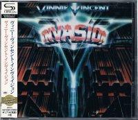 ヴィニ—・ヴィンセント・インヴェイジョン/VINNIE VINCENT INVASION(SHM-CD)