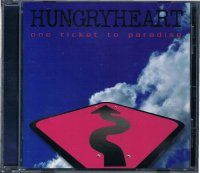 HUNGRYHEART/ONE TICKET TO PARADISE