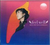 林原めぐみ/feel well(CD+DVD)
