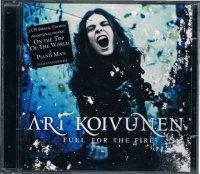 ARI KOIVUNEN/FUEL FOR THE FIRE(2CD)