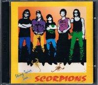 SCORPIONS/STUNG TWICE - LIVE(2CD)