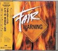 フェア・ウォーニング/FAIR WARNING