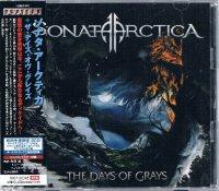 ソナタ・アークティカ/ザ・デイズ・オヴ・グレイズ(初回生産限定2CD)