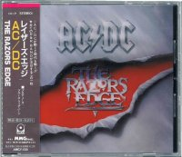 AC/DC/レイザーズ・エッジ(対訳欠品)