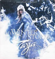<img class='new_mark_img1' src='https://img.shop-pro.jp/img/new/icons16.gif' style='border:none;display:inline;margin:0px;padding:0px;width:auto;' />TARJA/MY WINTER STORM(CD+DVD)