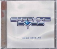 SAPPHIRE EYES/MAGIC MOMENTS