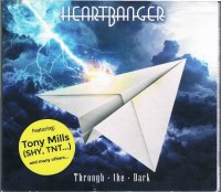 HEARTBANGER/Through the Dark