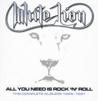 <img class='new_mark_img1' src='https://img.shop-pro.jp/img/new/icons16.gif' style='border:none;display:inline;margin:0px;padding:0px;width:auto;' />WHITE LION/ALL YOU NEED IS ROCK'N'ROLL〜1985-1991(5CD)