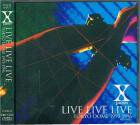 X JAPAN/LIVE LIVE LIVE TOKYO DOME 1993−1996