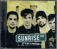 <img class='new_mark_img1' src='https://img.shop-pro.jp/img/new/icons25.gif' style='border:none;display:inline;margin:0px;padding:0px;width:auto;' />SUNRISE AVENUE/ON THE WAY TO WONDERLAND