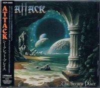 ATTACK/シークレット・プレイス