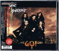 フェア・ウォーニング/ゴー!+4(再発盤)