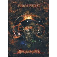 JUDAS PRIEST/NOSTRADAMUS(digi book2CD)