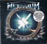 METALIUM/MILLENNIUM METAL-chapter one- (DIGI)