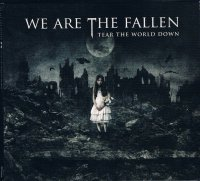 <img class='new_mark_img1' src='//img.shop-pro.jp/img/new/icons25.gif' style='border:none;display:inline;margin:0px;padding:0px;width:auto;' />WE ARE THE FALLEN/TEAR THE WORLD DOWN(紙ジャケ)