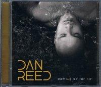 DAN REED/COMING UP FOR AIR