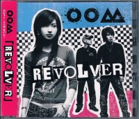 OOM(ウーム)/REVOLVER(CD+DVD)