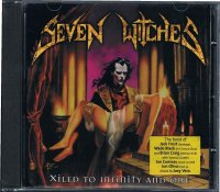 SEVEN WITCHES/XILED TO INFINITY AND ONE