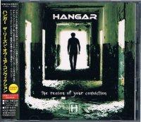 ハンガー/ザ・リーズン・オヴ・ユア・コンヴィクション(初回DVD付)