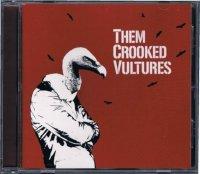 ゼム・クルックド・ヴァルチャーズ/THEM CROOKED VULTURES