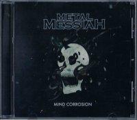 METAL MESSIAH/MIND CORROSION