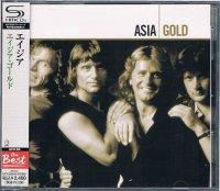 エイジア/エイジア・ゴールド(2枚組SHM-CD)
