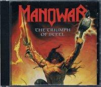 MANOWAR/THE TRIUMPH OF STEEL