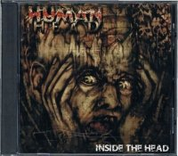 HUMAN HEAD/INSIDE THE HEAD