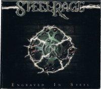 STEEL RAGE/ENGRAVED IN STEEL