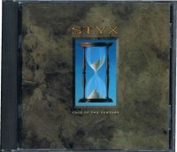STYX/EDGE OF THE CENTURY