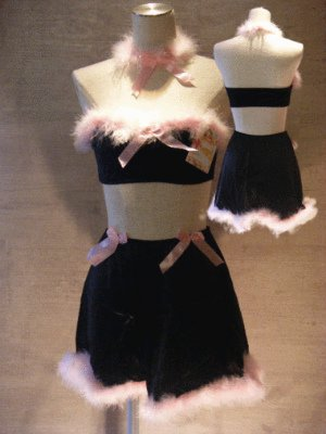 【送料無料】【即納】 ピンクのファー付 定価15,000円