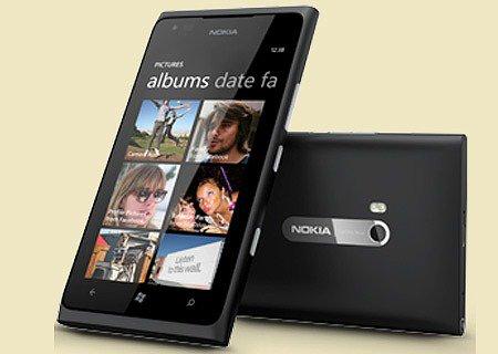【送料無料】【即納】 ノキア製 Nokia Lumia 900 (シムフリー)(マットブラック)カッター セット