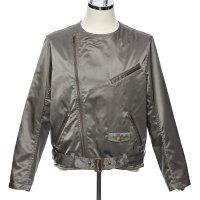 ライダースジャケット メンズ - 16. サムライ ナイロン Lサイズ(フリーサイズ)