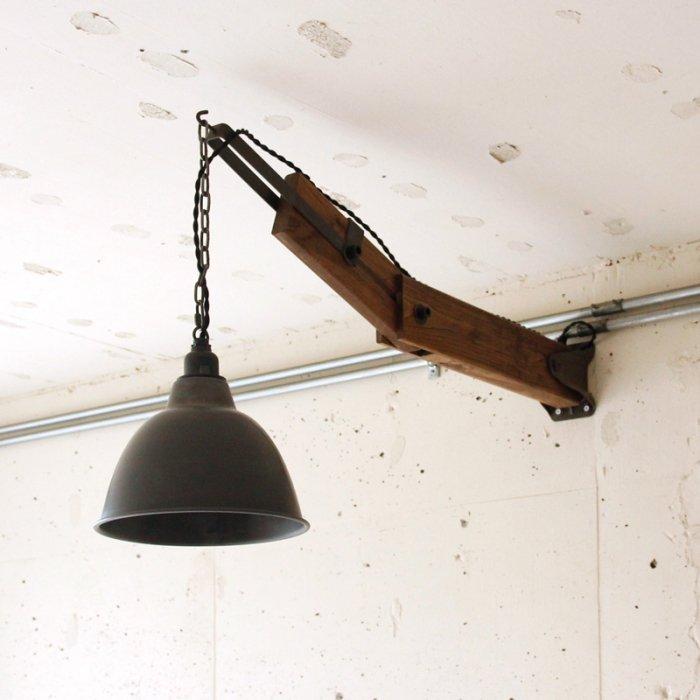 ウッドスライド関節アームブラケットライト