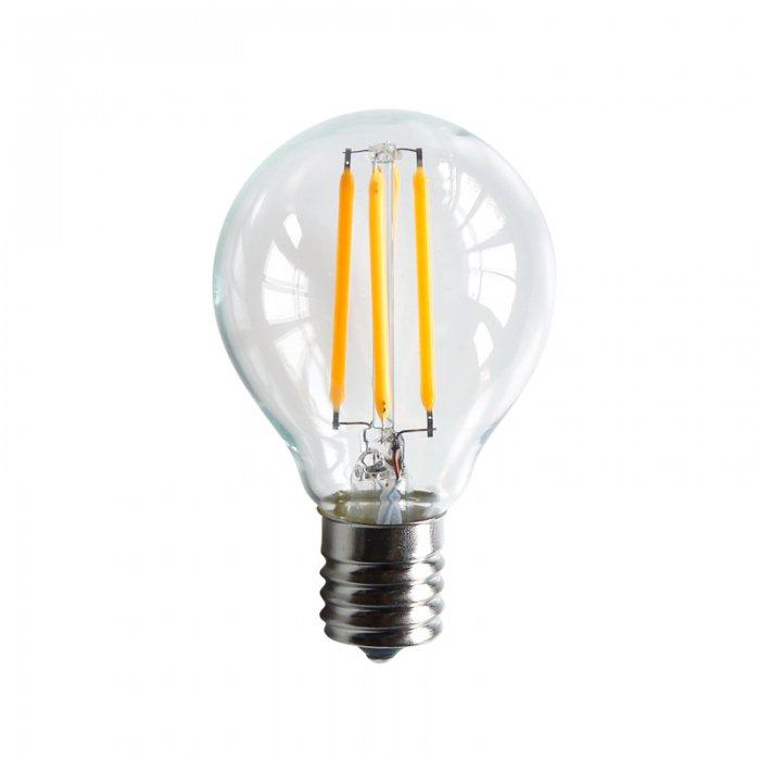 E17 LEDシャンデリア球