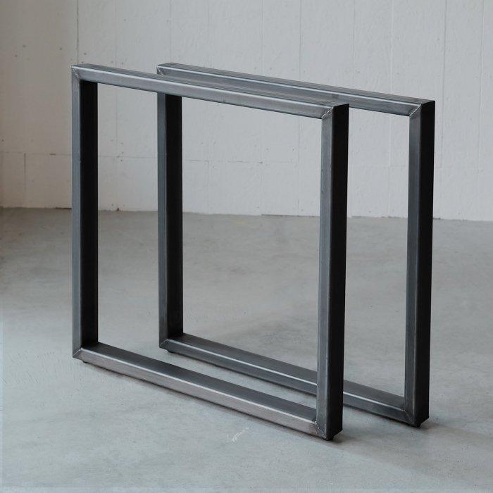 角パイプロノ字脚(60×30)