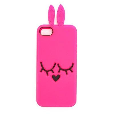 【2013年大人気アニマルIPhone5ケース新入荷!!】Katie Bunny iPhone 5 Case【Diva Pink】