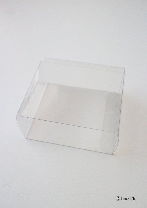 クリアボックスSサイズ:10枚入り