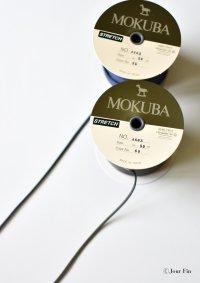 MOKUBA4663 BRIGHT STRECH CODE 3mm幅×50m 1ロール(マスク用)