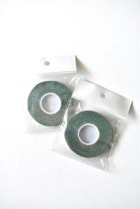 アクア防水テープ 小巻 6mm グリーン