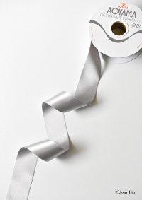 AOYAMAリボン リーガルサテン(グランプリ)36mm幅×25m 1ロール