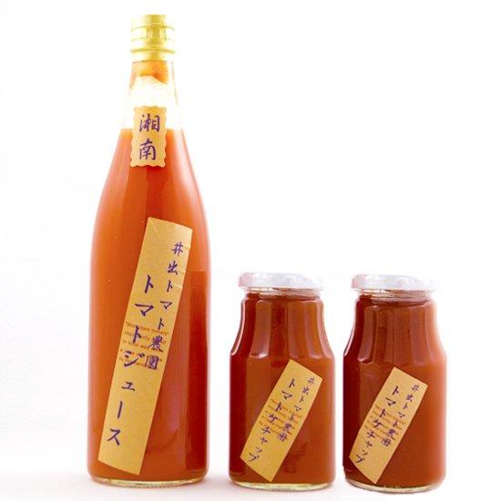 【予約注文、来年3月〜】めっちゃウマイ!本物セット(桃太郎ジュース720ml×1本、桃太郎ケチャップ300g×2瓶)