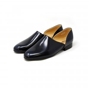 法衣靴(ドクターシューズ/道中沓) ハルタ スポック #SF850 ネイビー