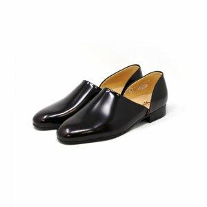法衣靴(ドクターシューズ/道中沓) ハルタ スポック #SF850 ブラウン