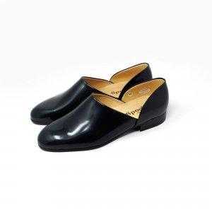 法衣靴(ドクターシューズ/道中沓) ハルタ スポック #SF850 グリーン