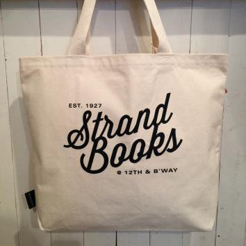 STRAND LARGE TOTE Natural 12th and Broadway