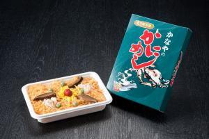 かなやのかにめし(冷凍・1箱)