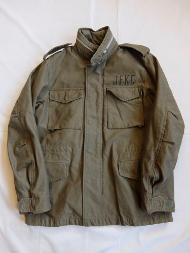 <img class='new_mark_img1' src='//img.shop-pro.jp/img/new/icons20.gif' style='border:none;display:inline;margin:0px;padding:0px;width:auto;' />WACKO MARIA M-65 FIELD COAT(TYPE-1)