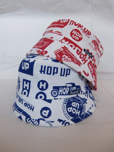 <img class='new_mark_img1' src='//img.shop-pro.jp/img/new/icons20.gif' style='border:none;display:inline;margin:0px;padding:0px;width:auto;' />RADIALL×HOP UP BUCKET HAT