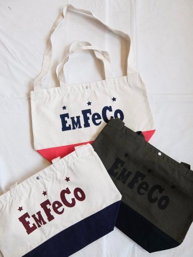 Emiliano switching tote bag